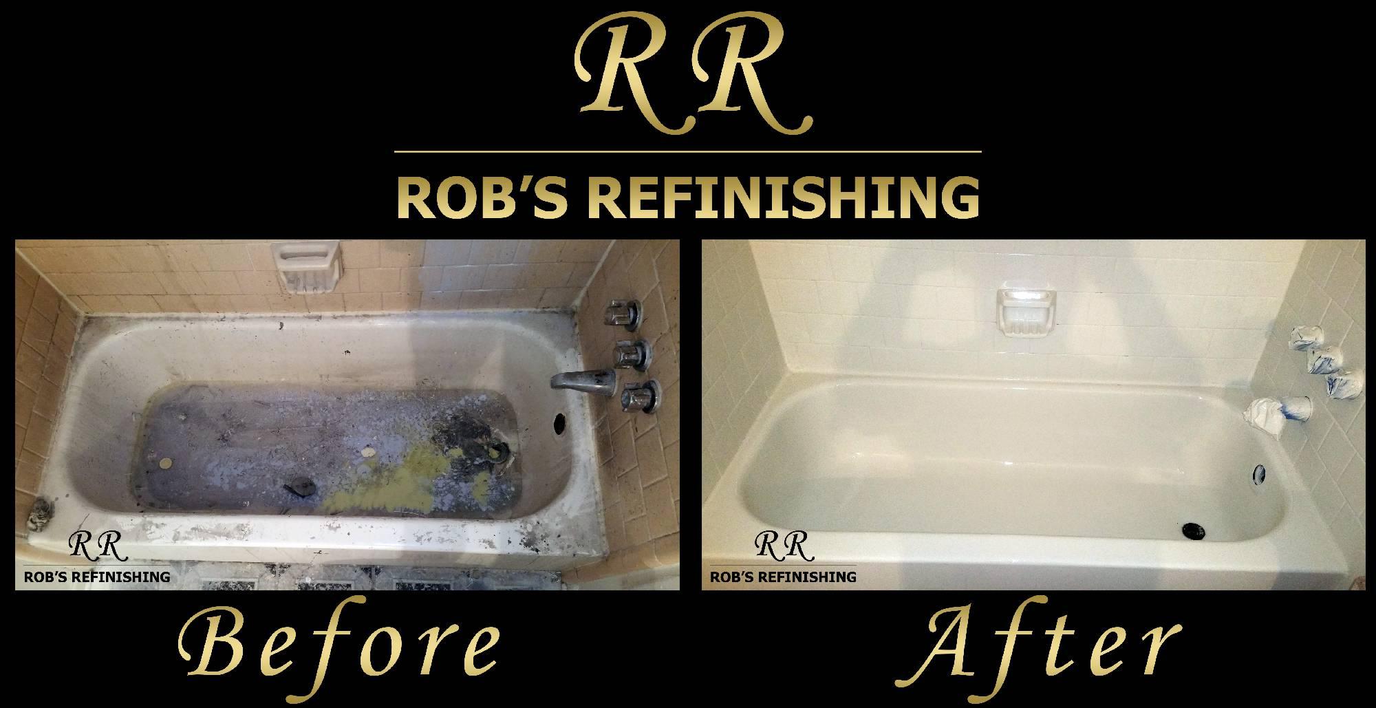 Rob S Refinishing